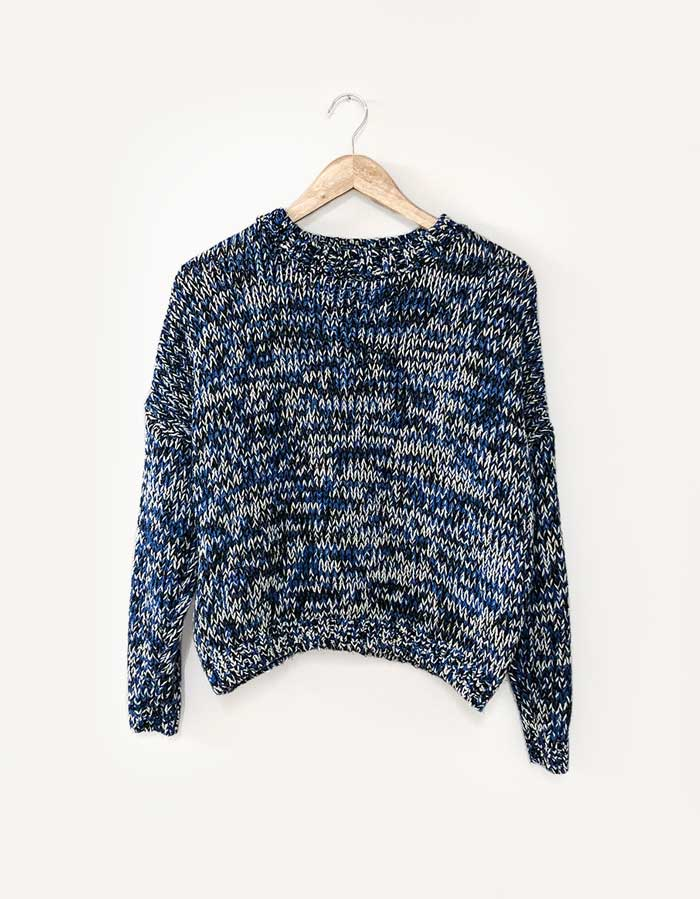 We have knitted jumpers